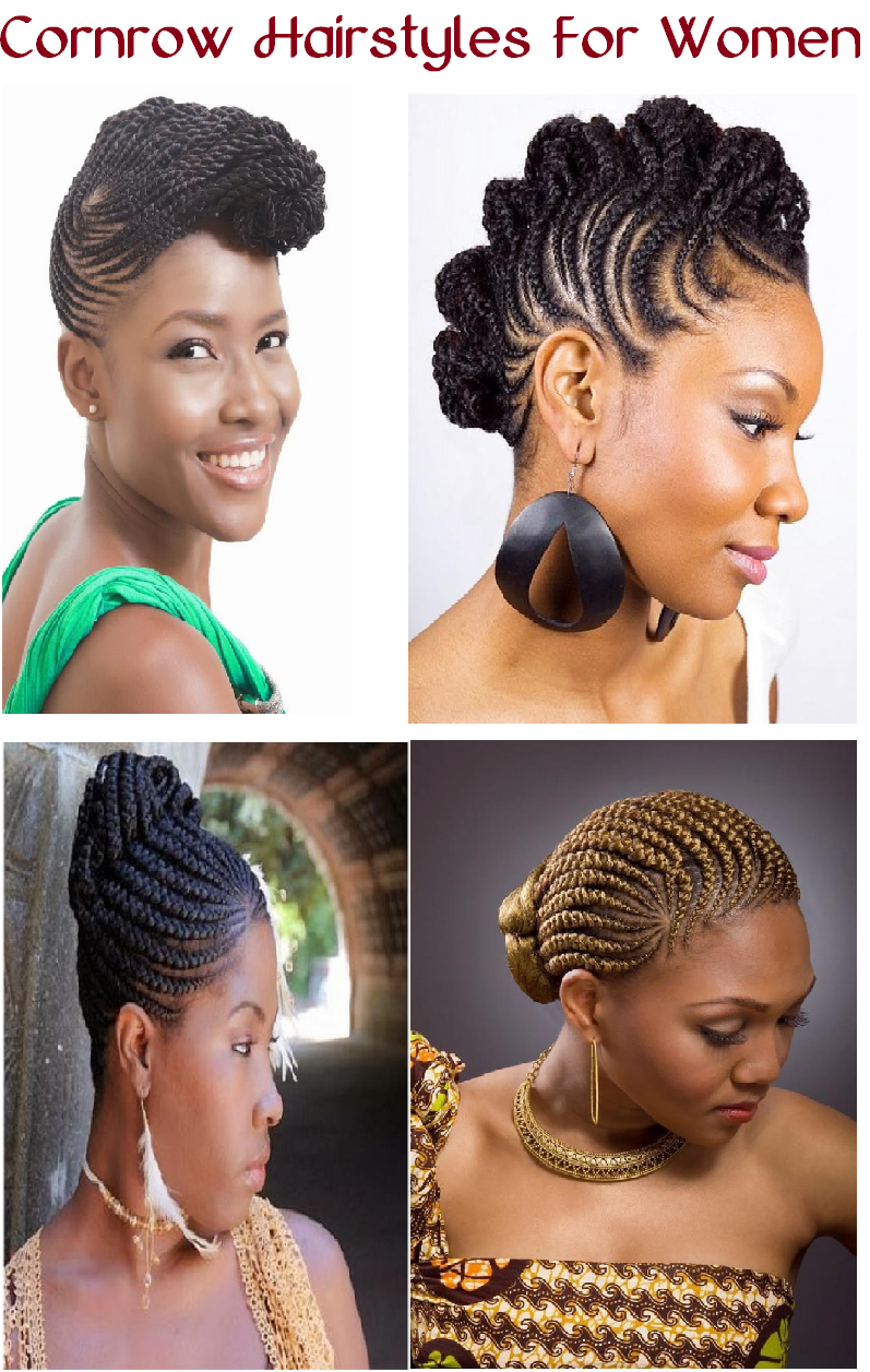 cornrow hairstyles for women