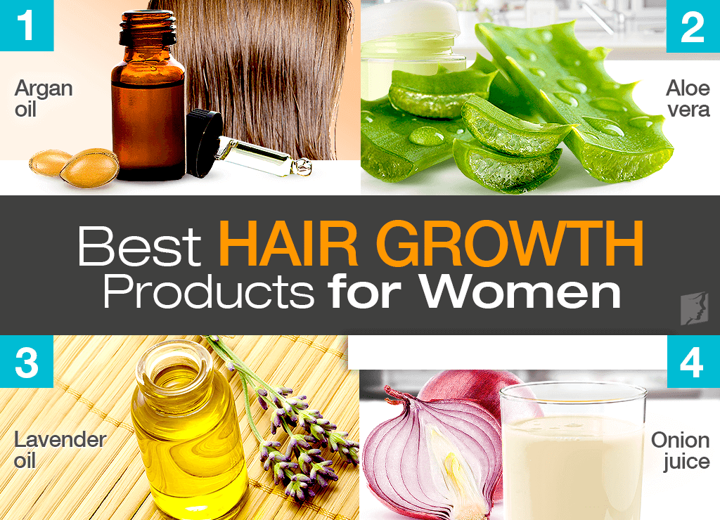 best hair growth products for women