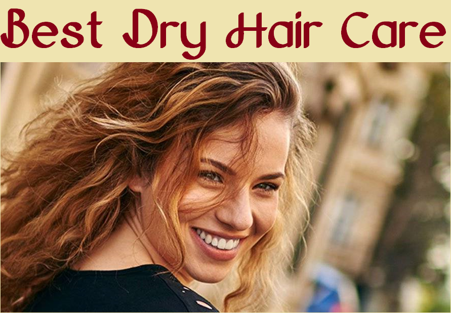 best dry hair care