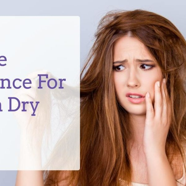 simple guidance for you in dry hair