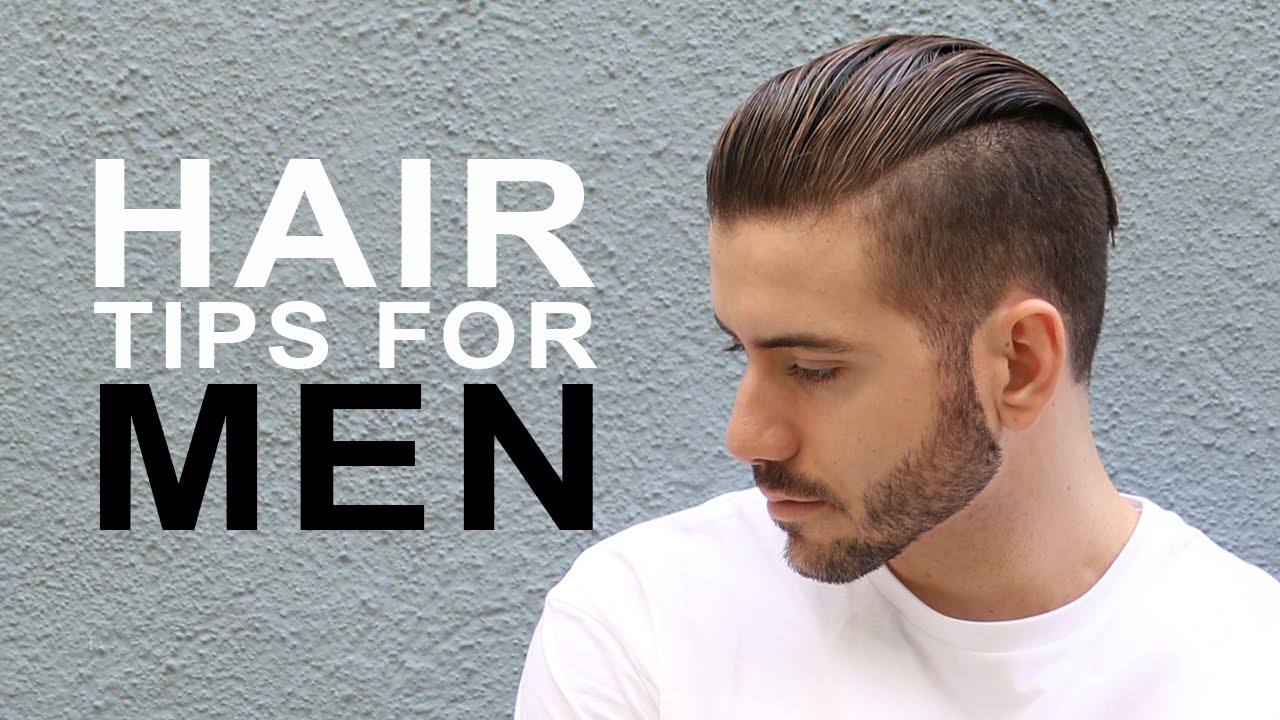 hair tips for men