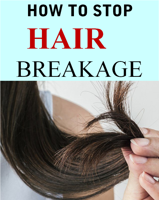 how to treat hair breakage