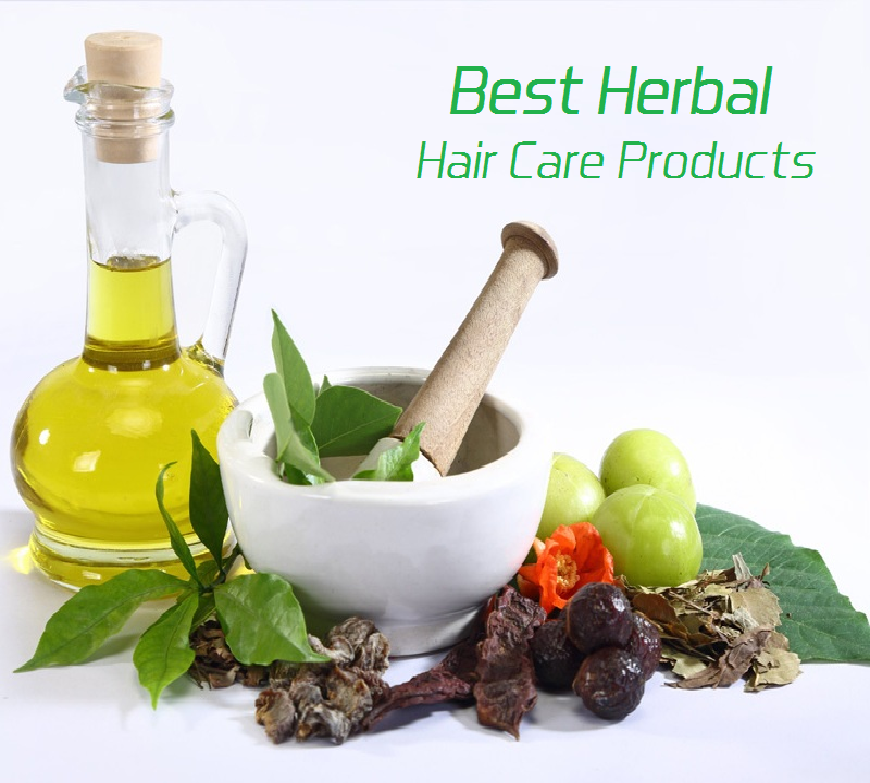 best herbal hair care products