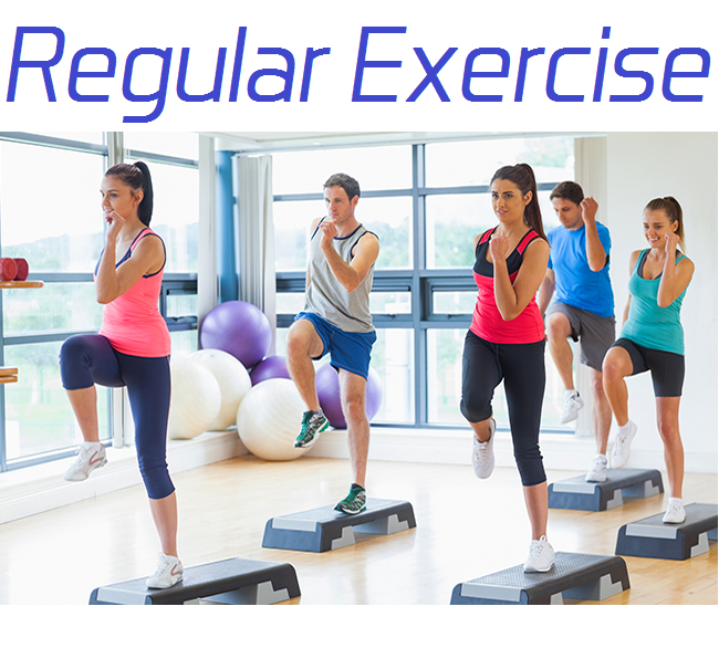 regular exercise
