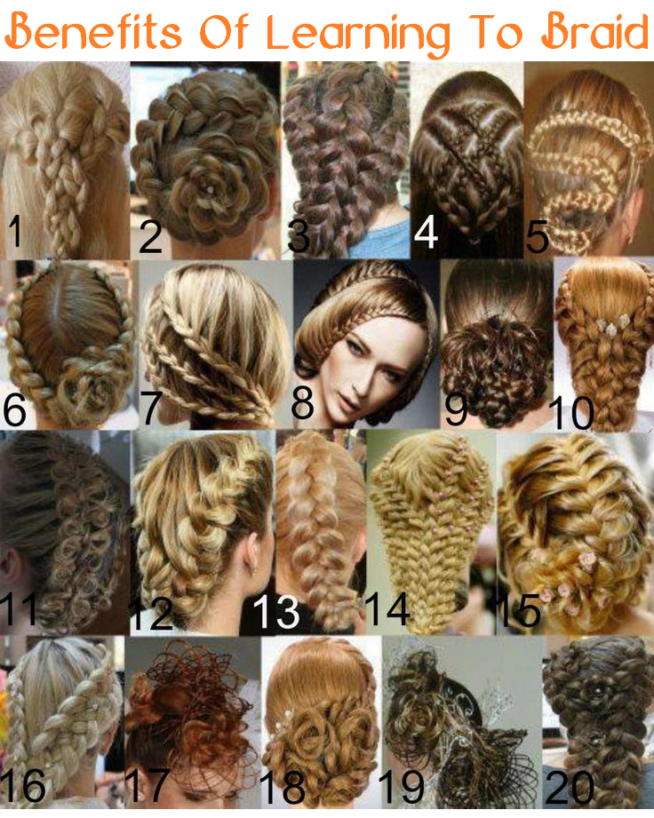 benefits of learning to braid