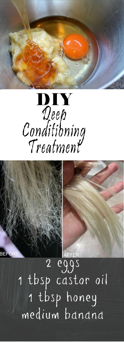 diy deep conditioning treatment
