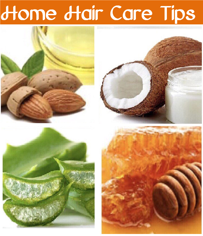 home hair care tips