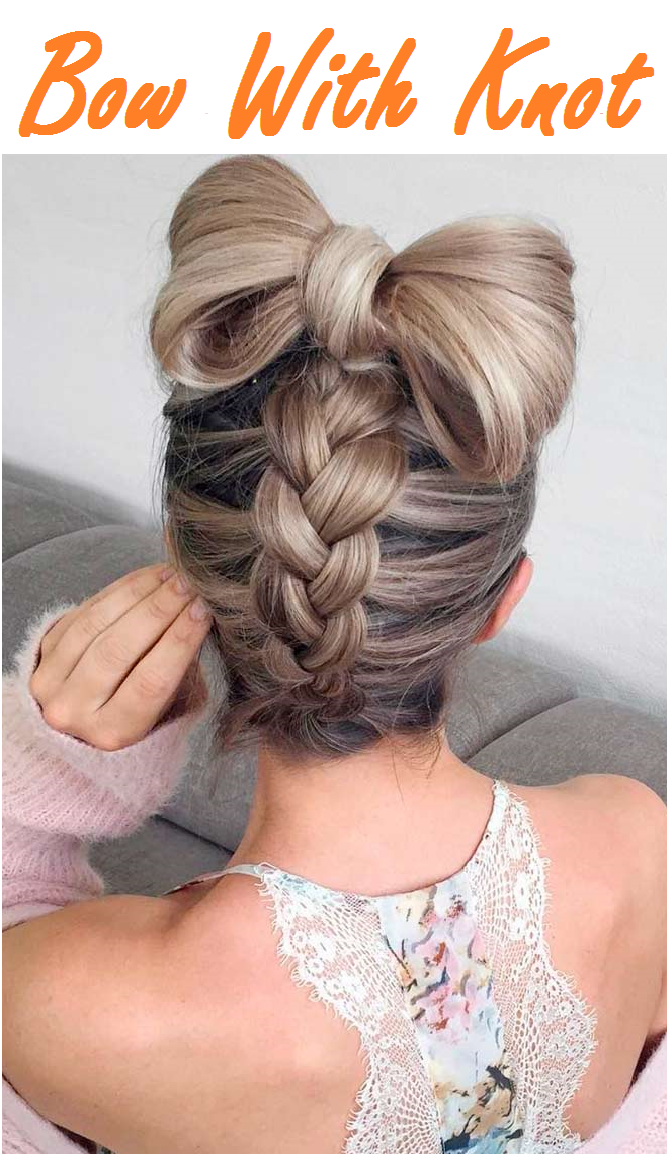 bow with knot
