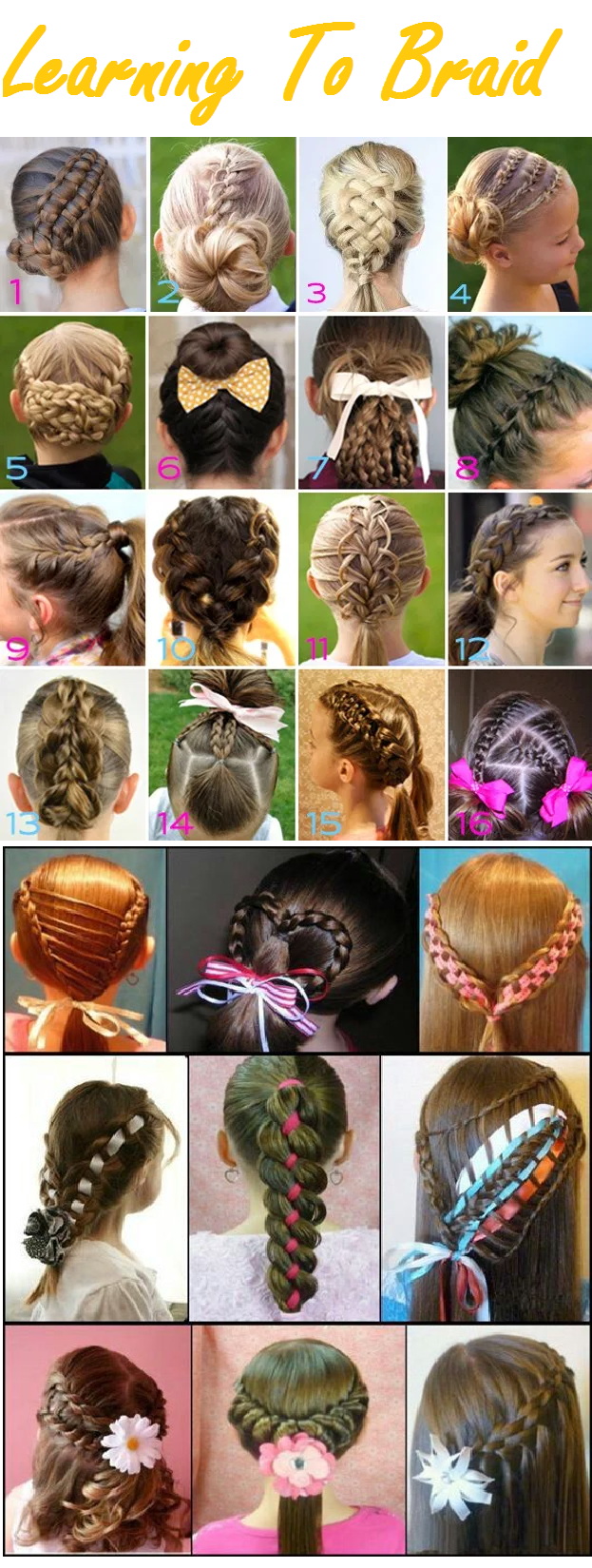 learning to braid