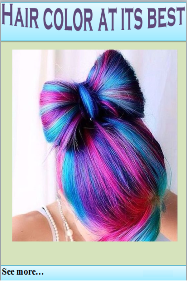 hair color at its best