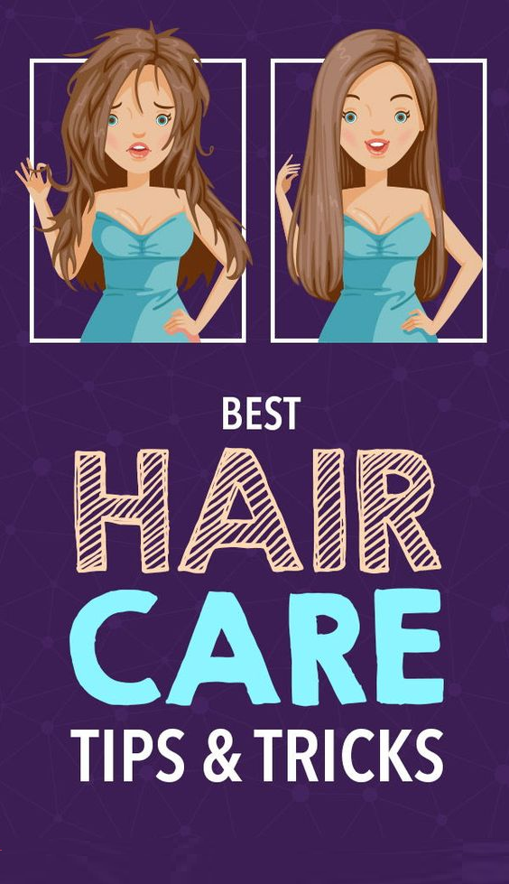 best hair care tips & tricks