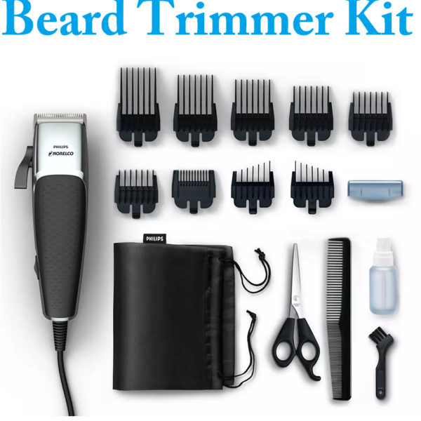 beard trimmer kit