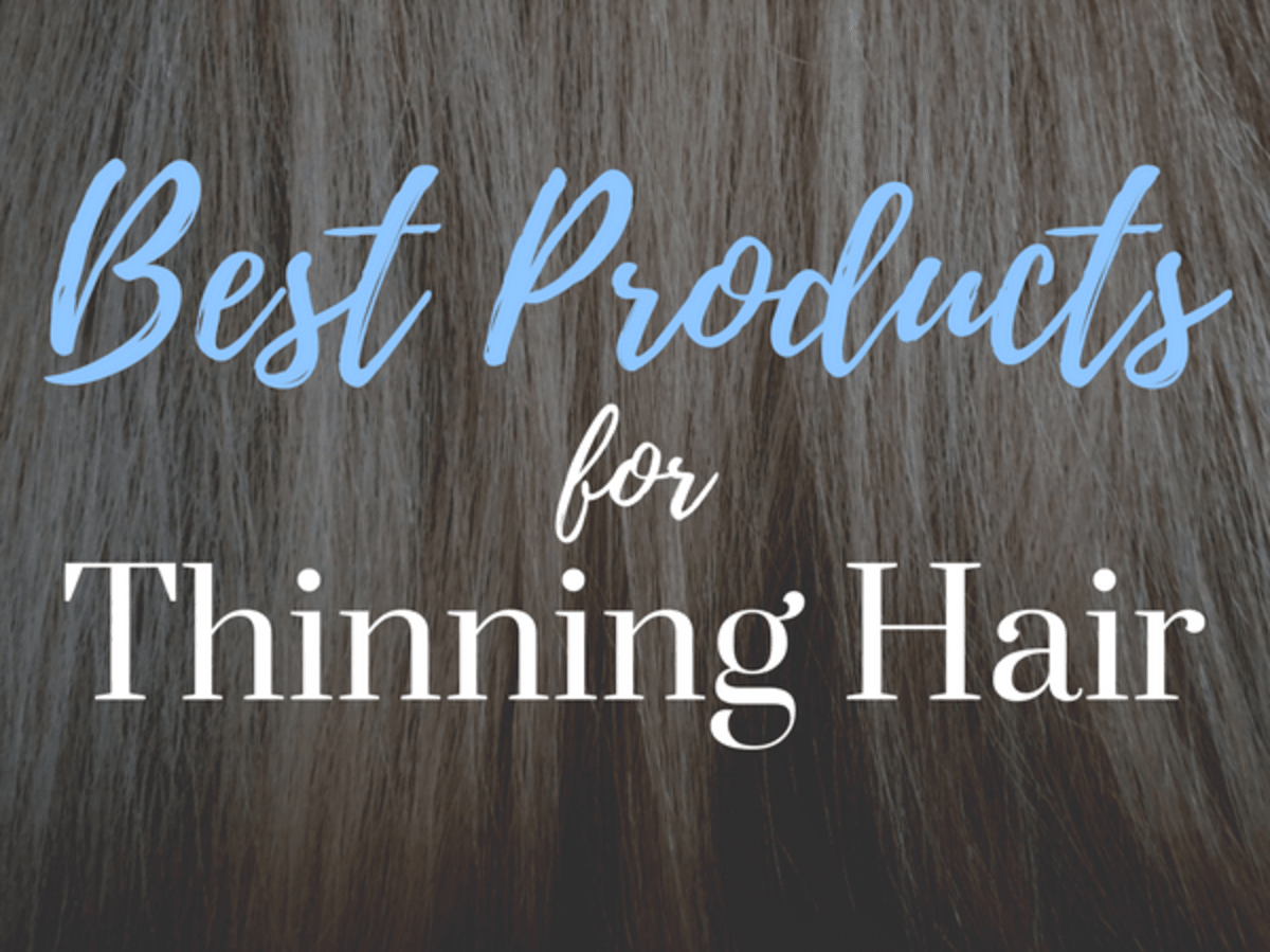 best products for thinning hair