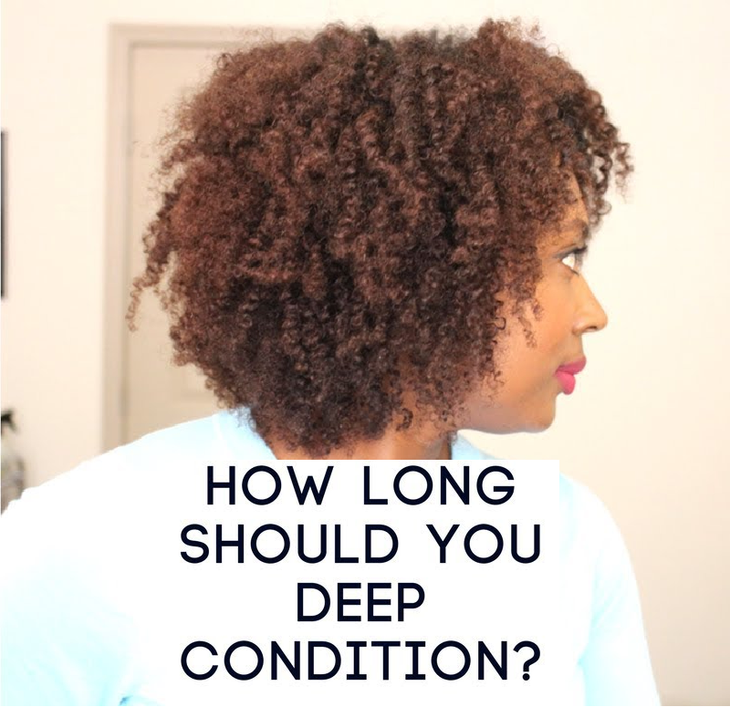 how long should you deep condition