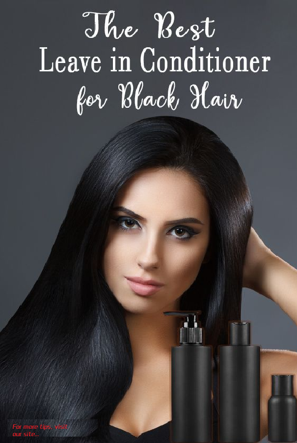 the best leave in conditioner for black hair